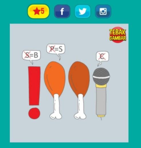 kunci jawaban tebak gambar level 11