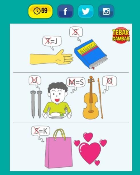 Jawaban Soal Tebak Gambar Guru Ilmu Sosial