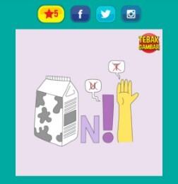 kunci jawaban tebak gambar level 18