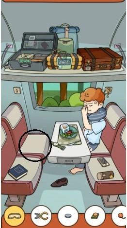 jawaban find out kereta bom